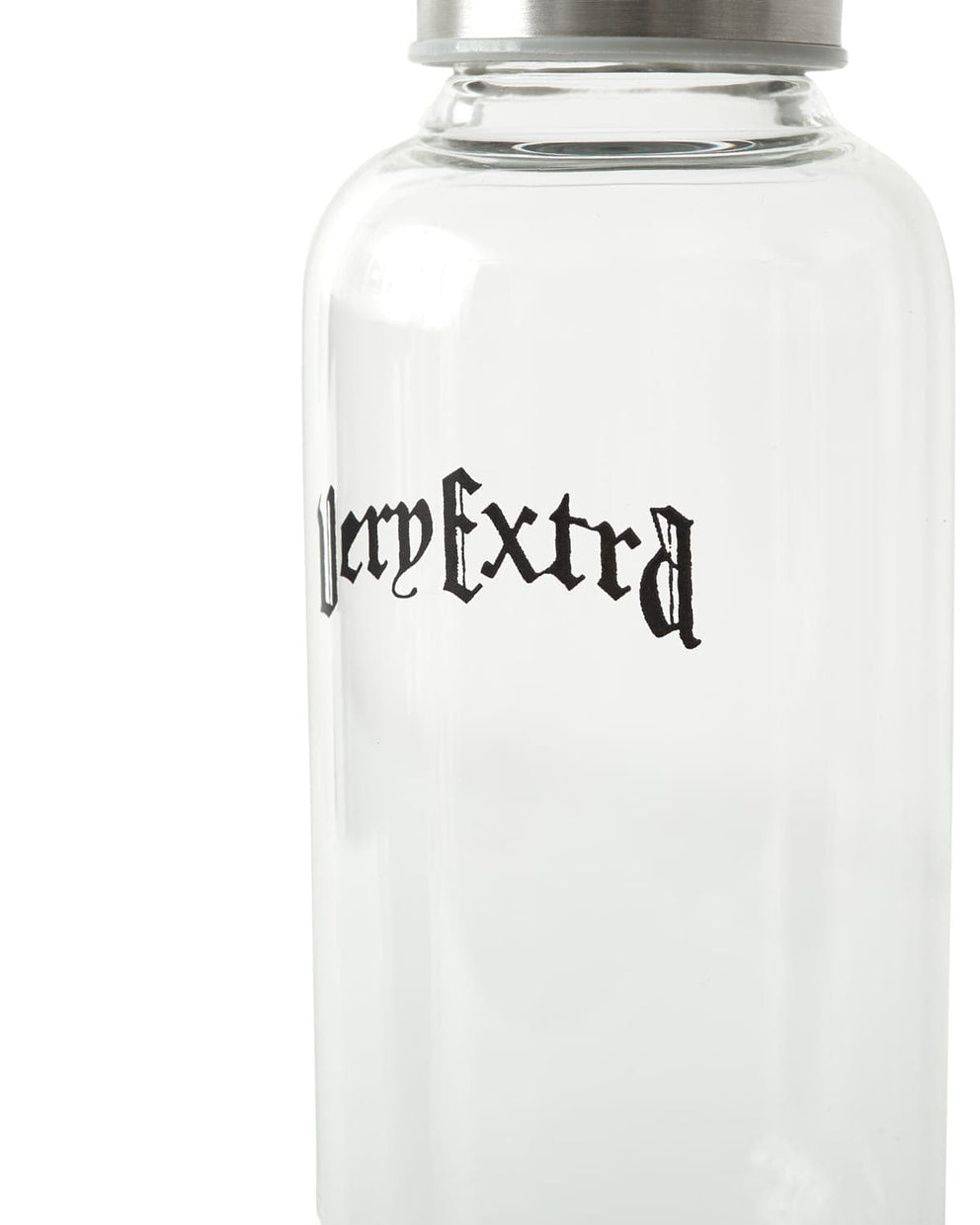 'Very Extra' Crystal Quartz Water Bottle - 16oz