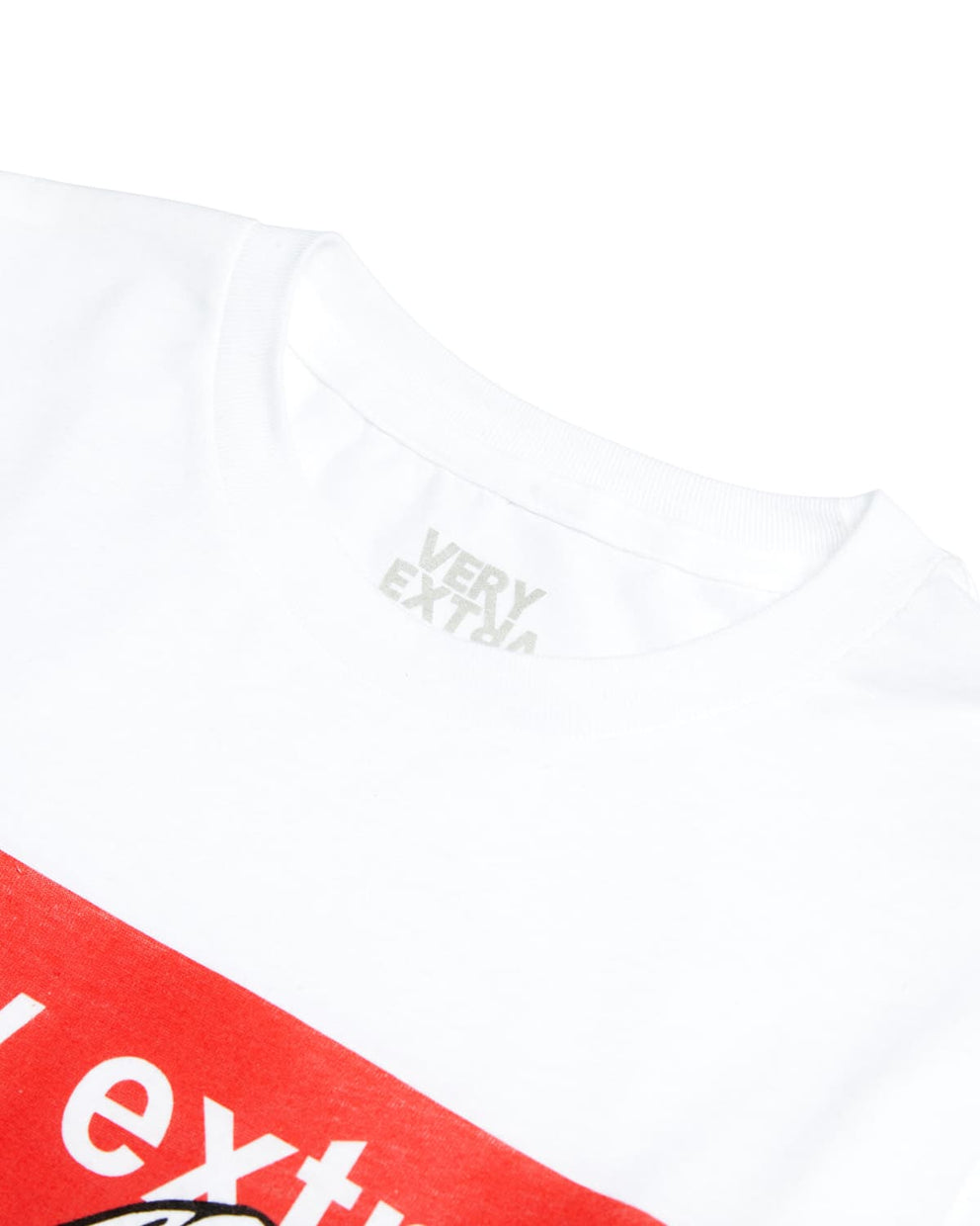 'Walkman'' T-Shirt - White