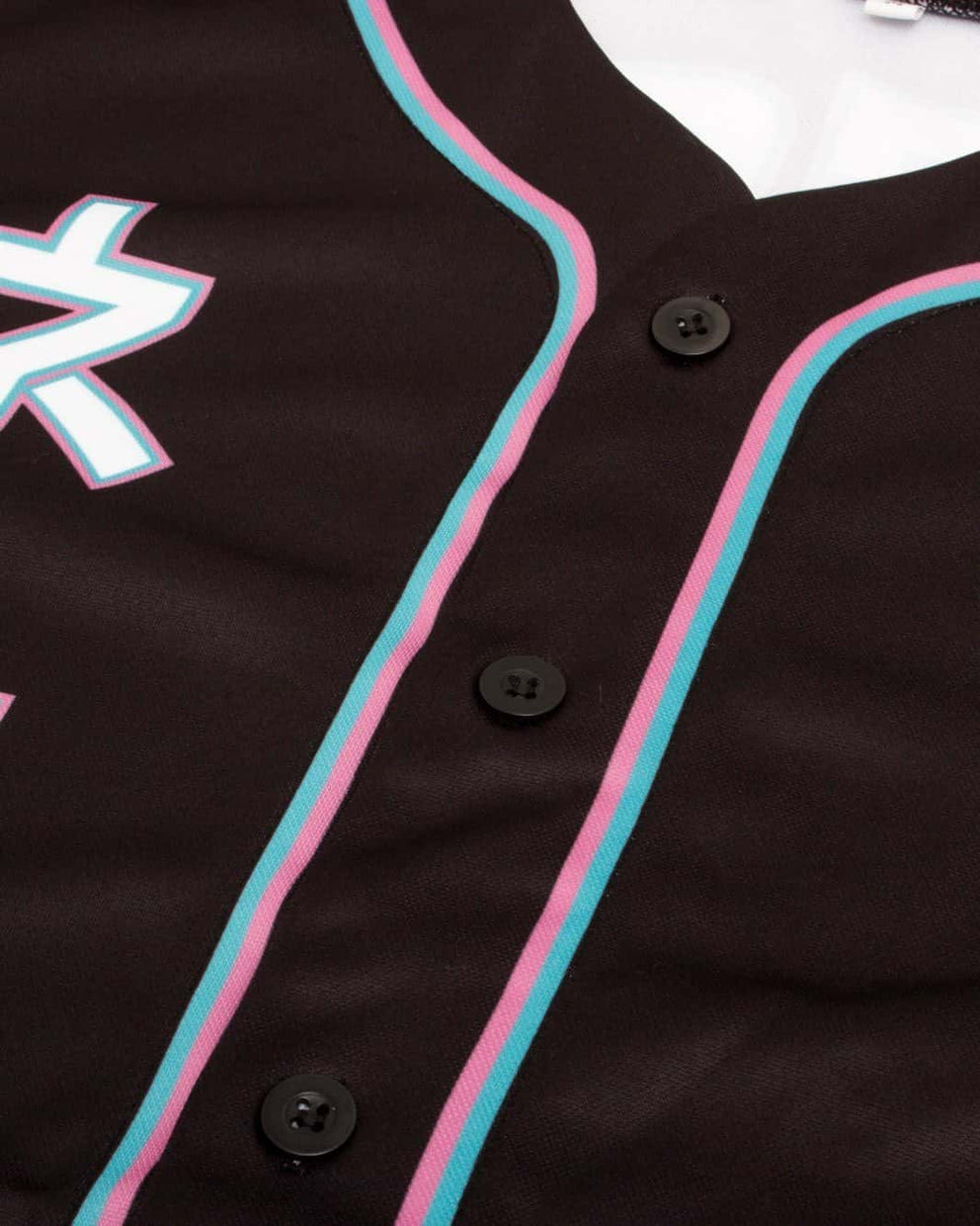 Dion Timmer x Electric Family 'Neon' Baseball Jersey
