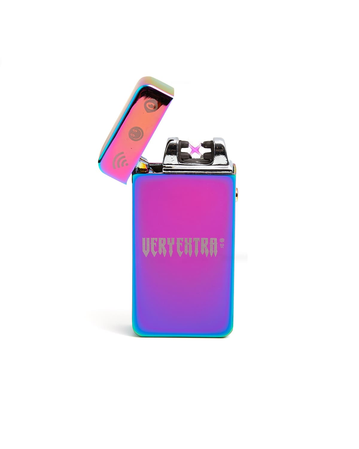 'Very Extra' Iridescent USB lighter