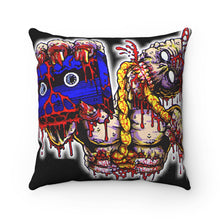 Load image into Gallery viewer, VIdeo Mayhem Pillow Spun Polyester Square Pillow