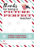 TEACHER APPRECIATION GIFT CARD HOLDERS | CHRISTMAS | 3 FREE PRINTABLES