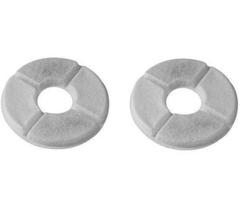 2 x Activated Carbon Charcoal Filter Replacements