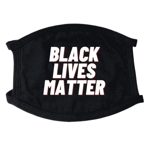 Black Lives Matter Face Mask - RhinocerosX