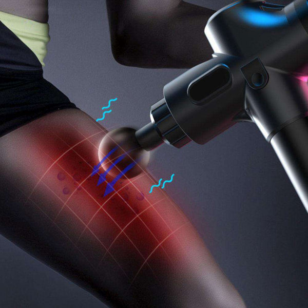 Deep Tissue Therapy Electric Muscle Massage Gun