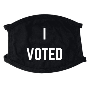 I Voted Non-Medical Face Mask
