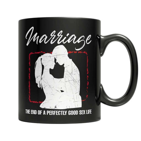 Marriage-The End Of A Good Sex Life - RhinocerosX