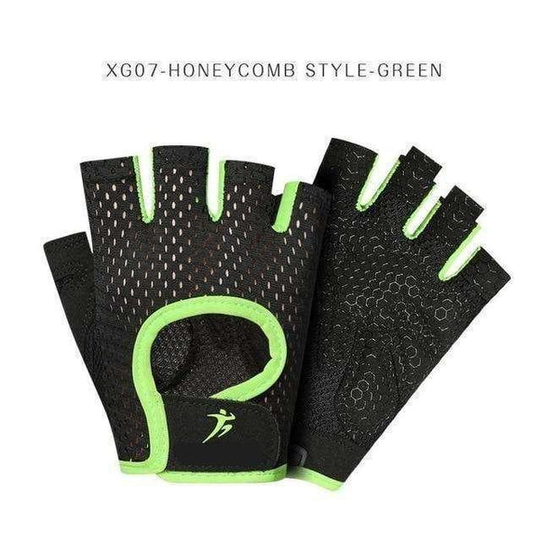 Men & Women's fitness gloves for weightlifting