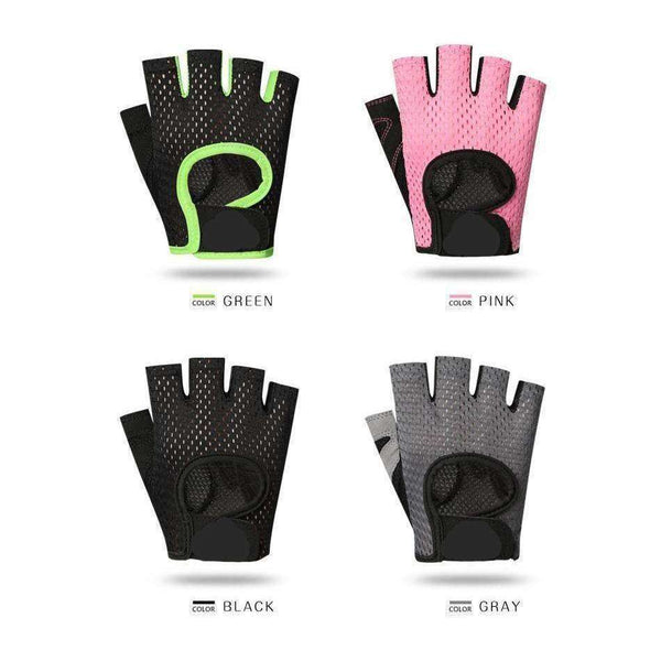 Fitness Weight Lifting Gloves for Men & Women-Health & Fitness-RhinocerosX