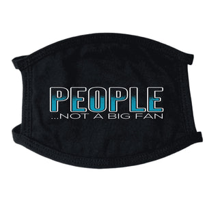 People Not A Big Fan Non-Medical Face Mask