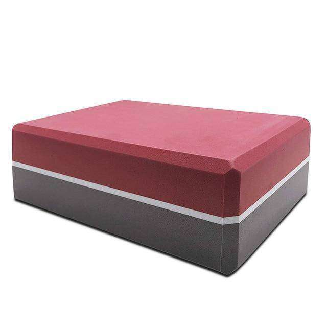Pilates Yoga Block Home Exercise Practice Sports Tool-Health & Fitness-RhinocerosX