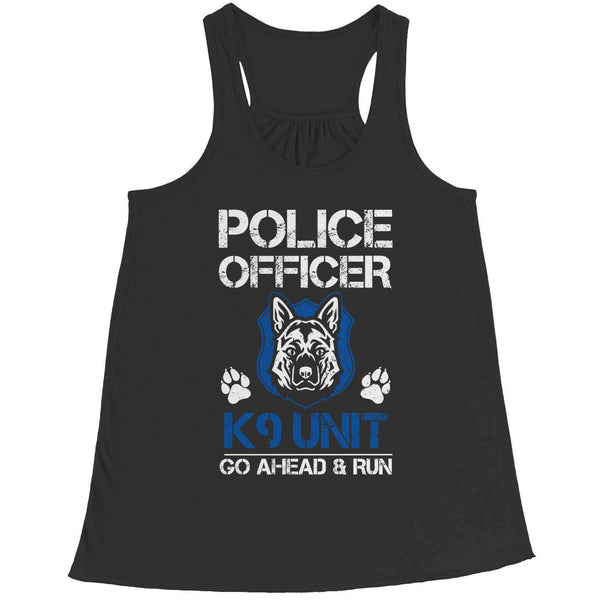 Police Officer K9 Unit - Unisex Shirt - RhinocerosX