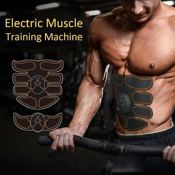 Smart EMS: Electric Muscle Stimulator: Abdominal Treatment!.-RhinocerosX