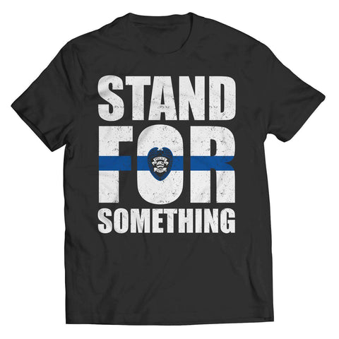 Stand For Something - Unisex Shirt - RhinocerosX