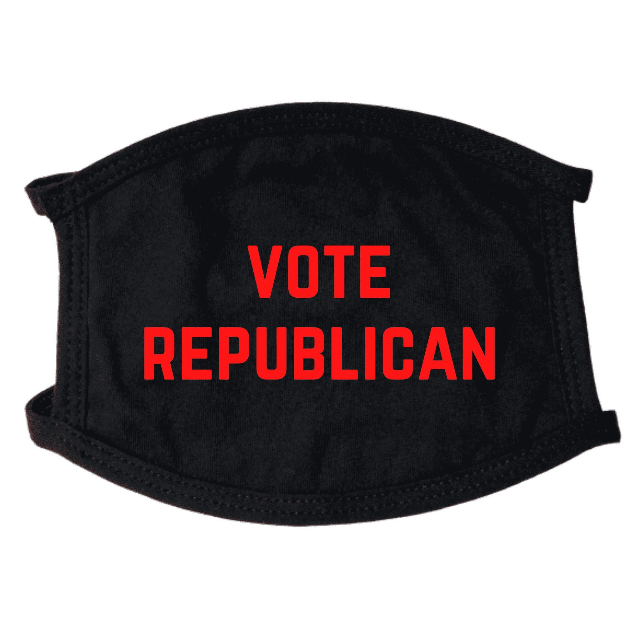 Vote Republican Face Mask