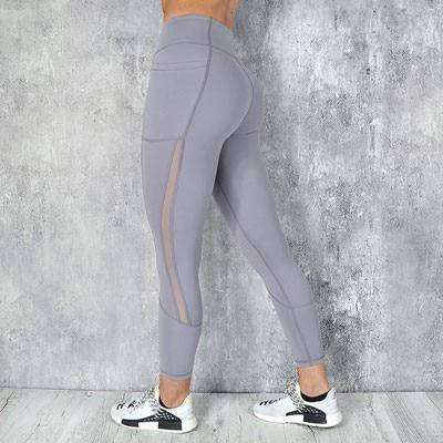 Women's Sexy Compression Training Pants: Quality Yoga Sportswear!-RhinocerosX