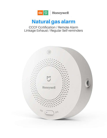 Xiaomi Smoke Detector, Gas Alarm, Fire Alarm Smart Home Remote APP Control