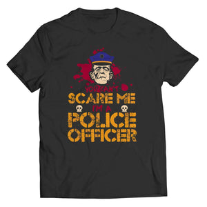 "Is It Scary Being A Police Officer - You Can't Scare Me, I'm A Cop"" - RhinocerosX"