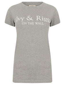 Organic Cotton T-shirt - Ivy & Rigg