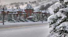 Load image into Gallery viewer, MLK Blue Mountain Resort Village 1 Bedroom Suite – $1,540 CDN - SLEEPS 4 (non-refundable)