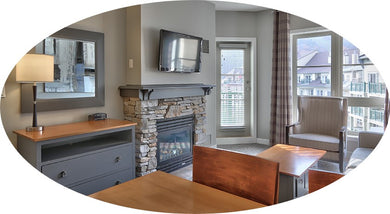 MLK Mosaic at Blue 1 Bedroom Boutique Suite – $1,800 CDN - SLEEPS 4 (non-refundable)