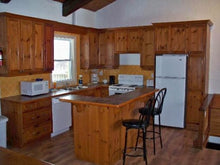 Load image into Gallery viewer, MLK 5 Bedroom Swiss Style Chalet with Hot Tub – $3850 CDN (non-refundable) – No Transportation