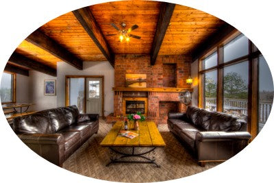 MLK 6 Bedroom Swiss Style Chalet (w Hot Tub & Indoor Sauna) SLEEPS 14 – $4250 CDN (non-refundable) – No Transportation