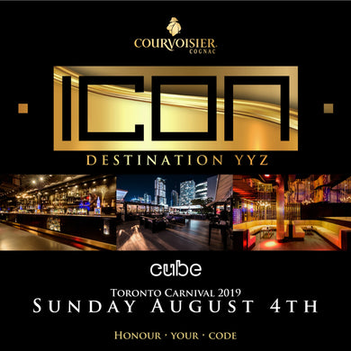 CARNIVAL SUNDAY NIGHT | ICON 2020 | Cube Nightclub - 314 Queen Street West