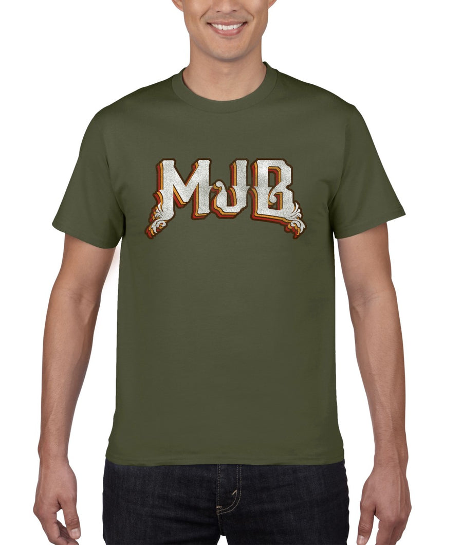 Army Green MJB T Shirt