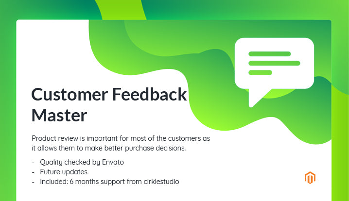 Customer Feedback Master