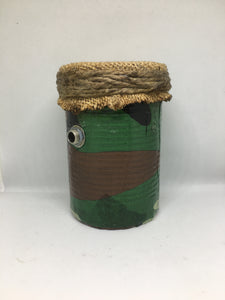 Soup Can Mic - In The Army Now