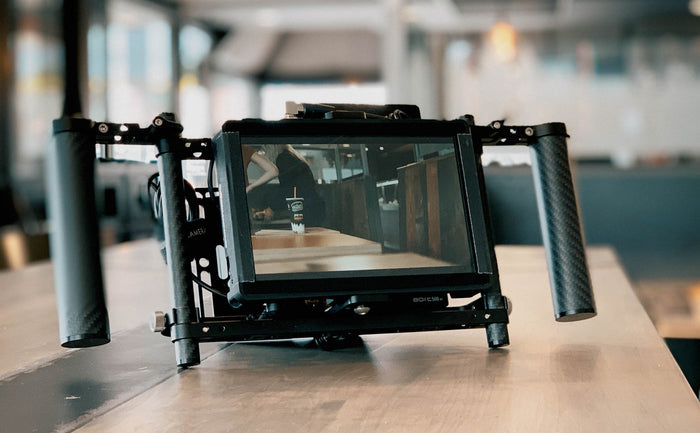 Introducing the New Director's Monitor Cage V3