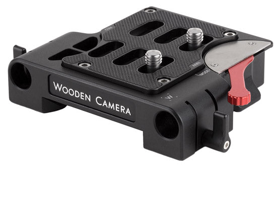 15mm studio bridge plate for the red dsmc2 & red weapon camera