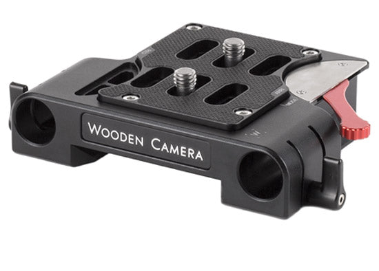 19mm bridge plate for the red dsmc2 & red weapon camera