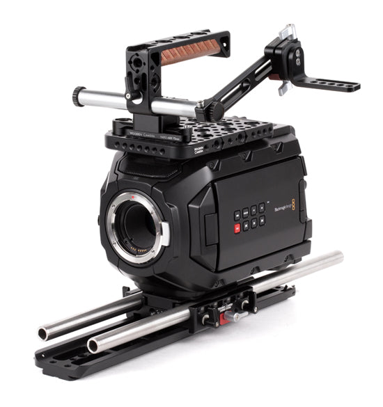 blackmagic ursa mini camera support kits & accessories