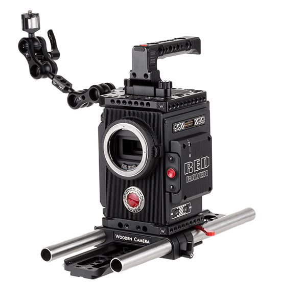 red dsmc2/weapon camera support kits & accessories