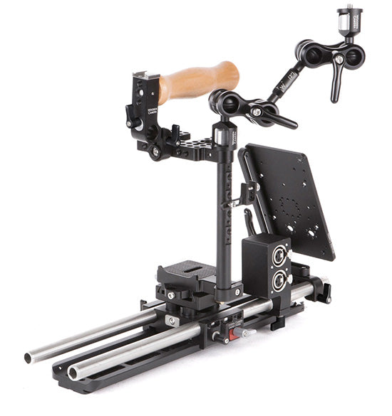 professional canon 5d mark iv & 5d mark iii camera support kit & accessories from wooden camera
