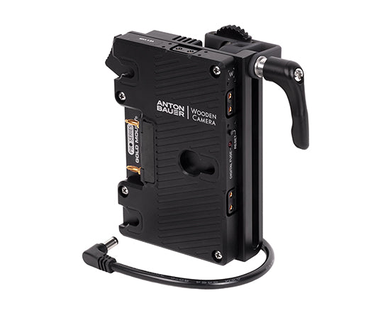 battery slide pro gold mount for the canon c70