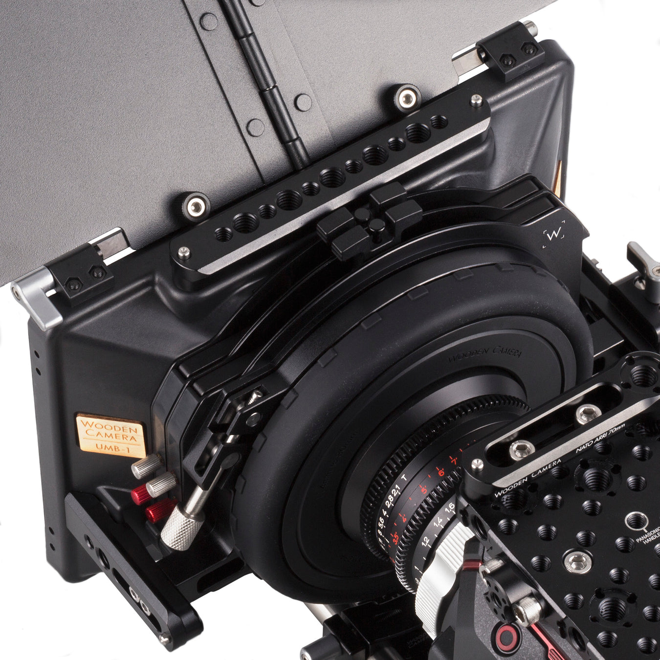 Wooden Camera Professional Accessories Cabinet Parts Diagram And List For Panasonic Cameraparts Model Matteboxes
