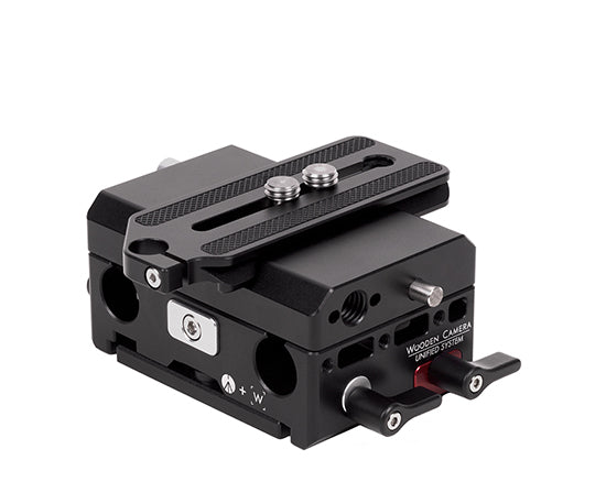 lw 15mm baseplate for the panasonic bgh1 camera