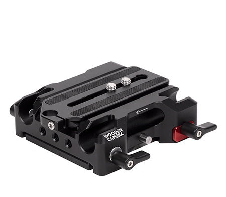 lw 15mm baseplate for the bmpcc 6k pro