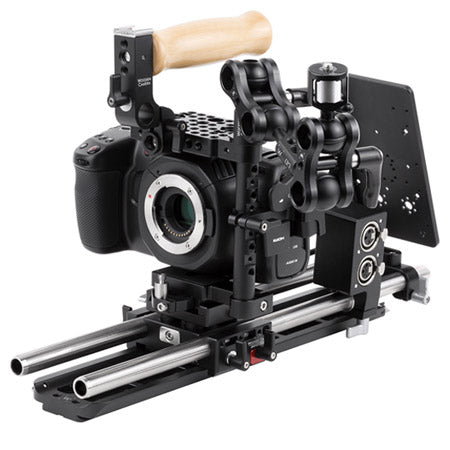blackmagic pocket cinema camera 4k / 6K camera support kits & accessories