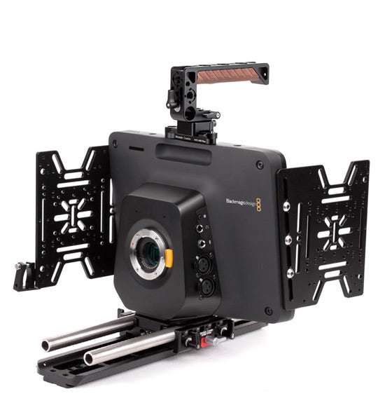 blackmagic studio camera support kits & accessories