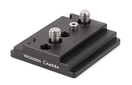 top mounting cheese plate for the bmc ursa camera