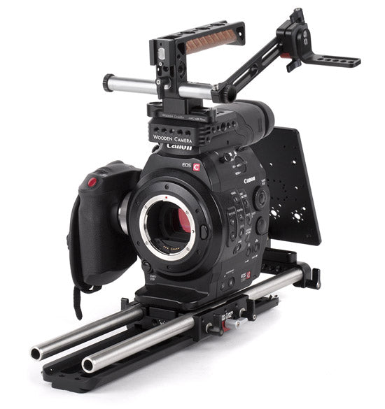 canon eos c300 camera support kits & accessories
