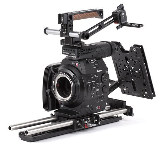 canon eos c500 camera support kits & accessories