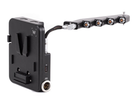 v mount power distribution amplifier box for the sony venice camera