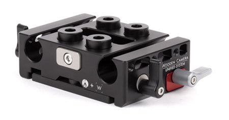 15mm dslr base plate for the bmpcc4k/bmpcc6k camera