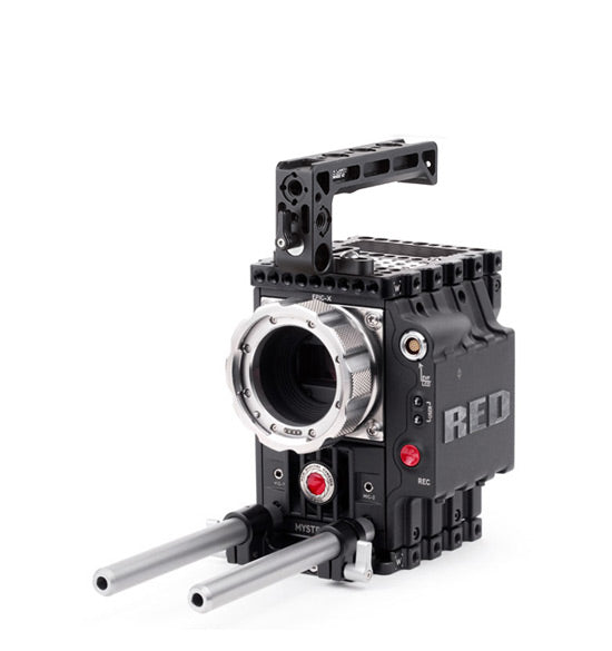 basic red epic and red scarlet camera support package & accessories from wooden camera