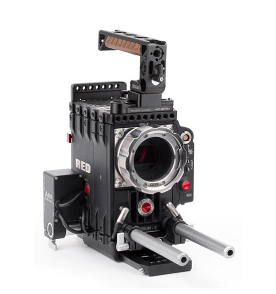advanced red epic/scarlet camera accessory bundle & camera gear from wooden camera